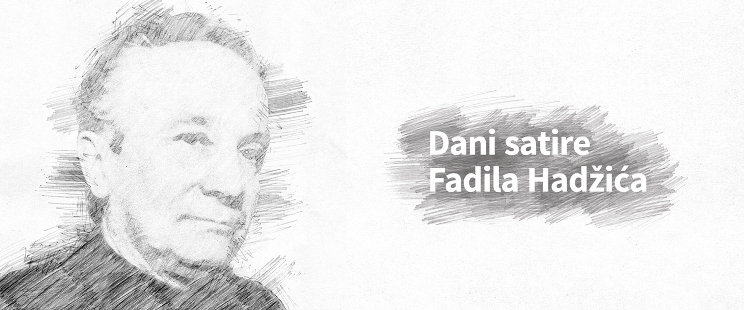 44. Dani satire Fadila Hadžića u Kerempuhu